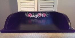 HP Roses and Daisies Desk Tray